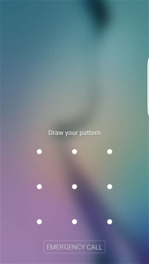 galaxy lock screen pattern how to customise the galaxy s6 lock screen geek squad