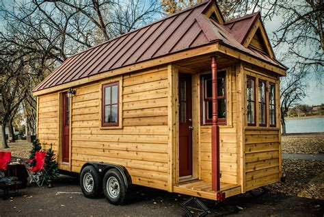 tiny home on trailer 5 tiny houses on trailers that you can pull behind a truck