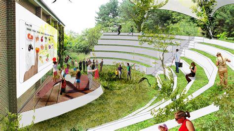 Greysmith Associates Landscape Architects » HASTINGS ACADEMY