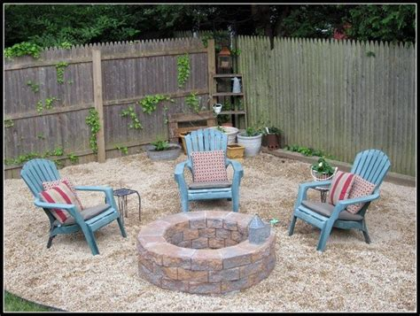 Patio Chairs For Around Pit Inspiration For Backyard Pit Designs Decor Around
