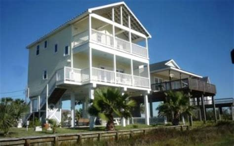 galveston beach houses galveston texas beach house rentals