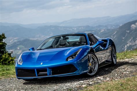blue ferrari wallpaper ferrari 488 gtb wallpaper hwfk8 supercars net
