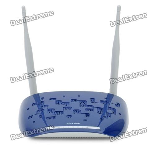 Router Blue Link tp link tl wr1041n 300mbps wireless router blue grey free shipping dealextreme