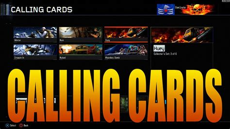 Careerleader Mba Discount by New Black Ops 1 And World At War Calling Cards In Black