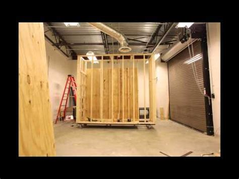 movable walls on wheels movable walls build out for art museum of west virginia