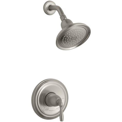4 Shower Trim by Kohler Devonshire 1 Handle Rite Temp Shower Faucet Trim