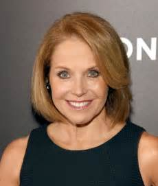 hairstyles of couric katie couric bob hair lookbook stylebistro