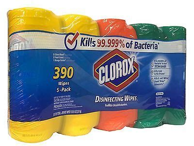 clorox disinfecting wipes  pack citrus fresh orange scents  wet wipes  ebay