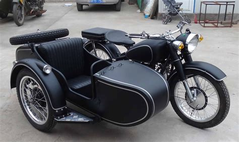 Motorrad Seitenwagen by Changjiang 750 Motorcycle With Sidecar Cj750 Vehicles