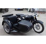 Changjiang 750 Motorcycle With Sidecar CJ750  Vehicles