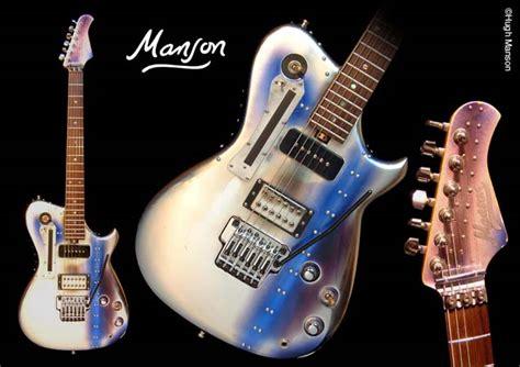 matt guitar matthew bellamy guitar collection bomber muse