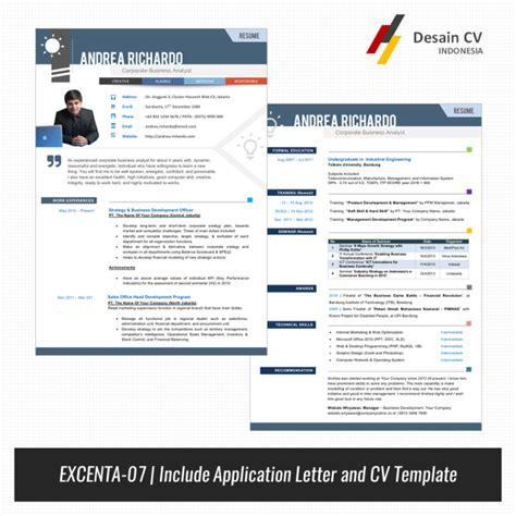 europass cv template docx desain cv kreatif excenta