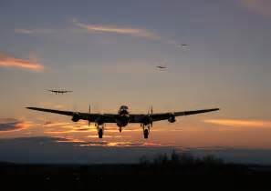 Home Decor Canvas avro lancaster dawn return digital art by pat speirs