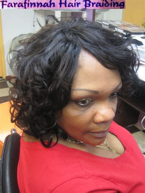 invisible braids front with sew in hairstyles wet and wavy invisible part hairstylegalleries com