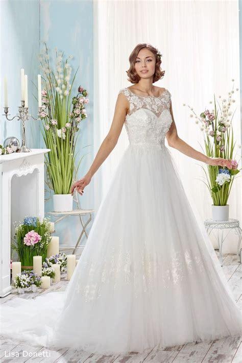 Hochzeitskleider Mit Spitze Und Tüll by Gro 223 Artig Spitze Brautkleid Fotos Brautkleider Ideen