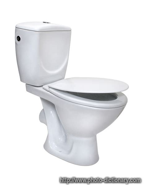 wc bathroom meaning toilet bowl photo picture definition at photo dictionary
