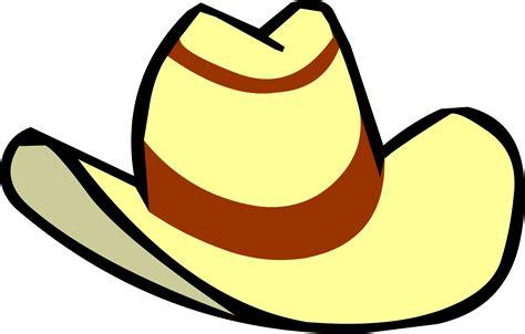cowboy hat clip art images black and white