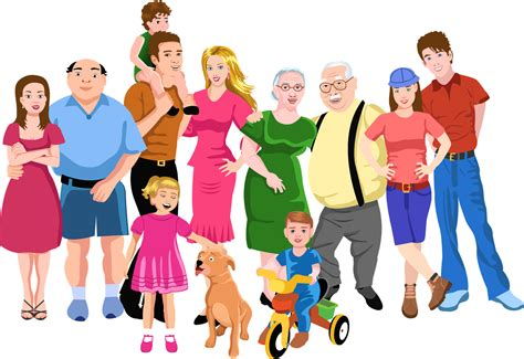 imagenes de la familia walker las familias