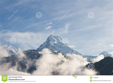 Time Served My Days And Nights On Row Records Snow Mountain Stock Photo Image 47396280