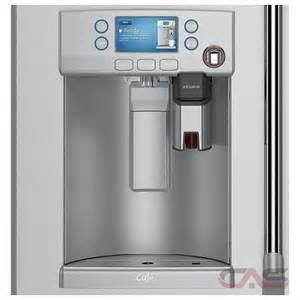 ge cafe door refrigerator ge cafe cfe28ushss door refrigerator 36 quot width