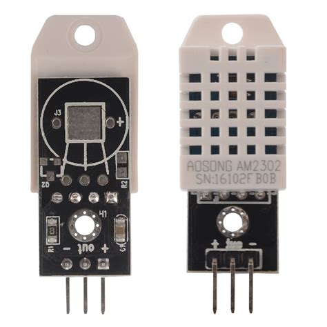 Dht22 Digital Capacitive Relative Humidity Temperature Sensor dht22 am2302 digital temperature and humidity sensor module for arduino te665 ebay