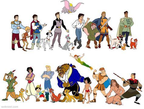 disney characters disney characters 25