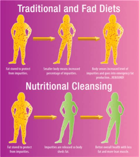 How To Detox Before Going On A Diet by Why Choose A Nutritional Cleanse