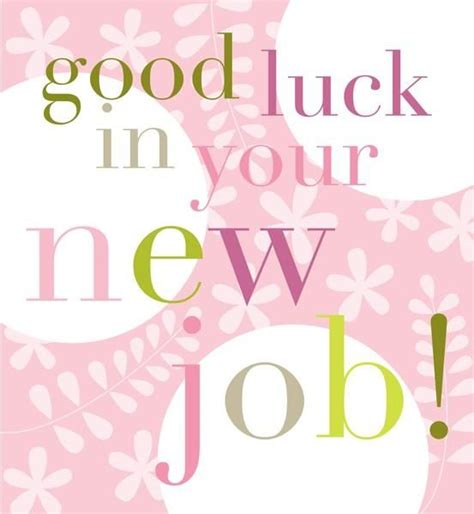 The Luck Of The Day 105 by Clipart Of We Will Miss You And Luck On Your New