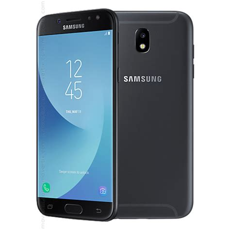 j samsung galaxy samsung galaxy j5 2017 dual sim black sm j530 8806088818788 movertix mobile phones shop