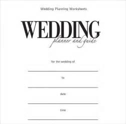 free printable wedding planner templates doc 545742 wedding planner template free printable