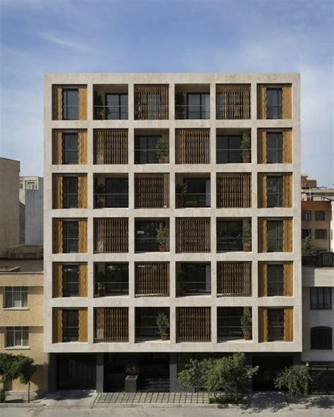 apartment design archdaily the saba apartment sara kalantary reza sayadian