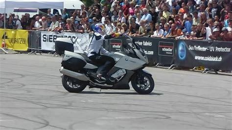Bmw Motorrad Exclusive Days by Bmw K 1600 Gt Stunt Chris Pfeiffer Sofa Bmw