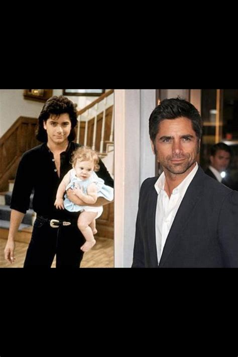 jesse from full house now uncle jesse full house then and now fun tv show pinterest uncle jesse lol and