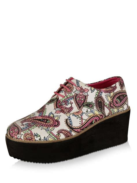 buy koovs foam wedge shoes for s multi