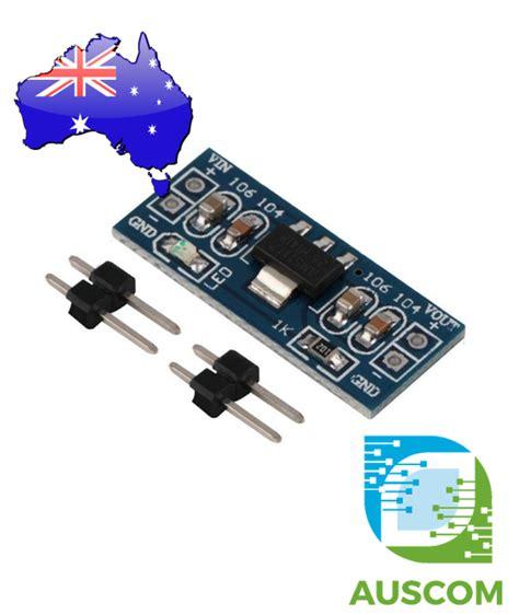 Ams1117 5 0v Regulator ams1117 5 0v 6 12vdc to 5v dc voltage regulator module