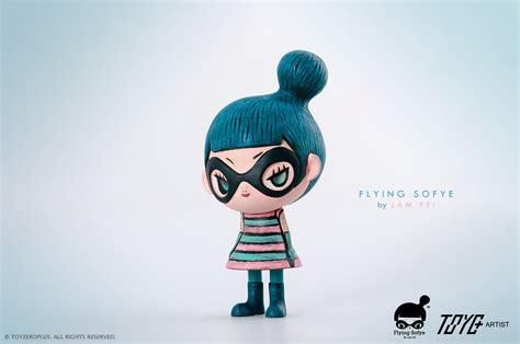 Drew Bag Anak Pei lam pei flying sofye toyzeroplus