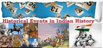 History Of Mba In India by Chronology Of Historical Events In Indian History Timeline