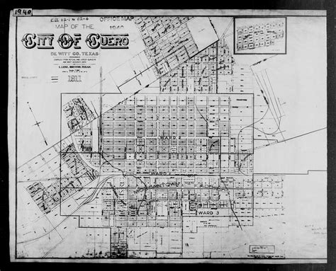 map of cuero texas cuero tx