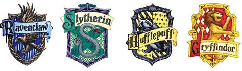 houses of harry potter house crests harry potter new york clich 233
