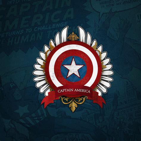 captain america insignia by etrav689 on deviantart