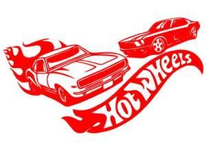 Hot Wheels Hot Rod Muscle Car Wall Art Decal Sticker on
