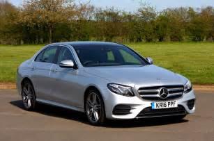 Eclass Mercedes Mercedes E Class Saloon Review 2016 Parkers