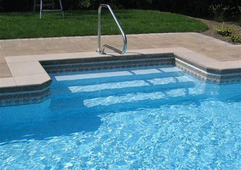 steps swimming pools photos