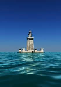 lighthouse of alexandria fin by comicallychallengedx on