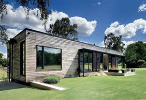 Mobile Home Modern Design by A Modern Mobile Home Dropped In Place By Crane Dwell