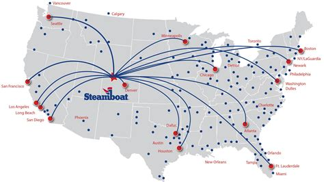 non stop flights to steamboat springs co view schedule steamboat resort