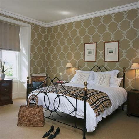 Bedroom Wallpaper Decorating Ideas Traditional Decorating Ideas For Bedrooms Ideas For Home