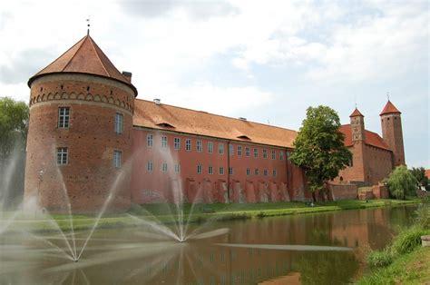 zamek  lidzbarku warminskim polskie szlaki