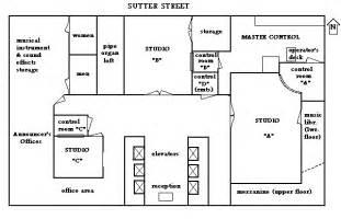 san francisco city floor plan nbc radio city studios floor plan san francisco bay