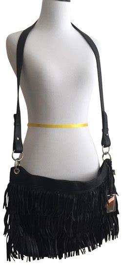 furla short  long interchangeable straps black